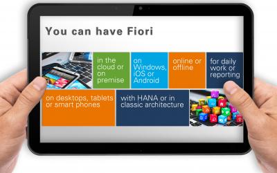 Sap Fiori ve UI5 Eğitimi