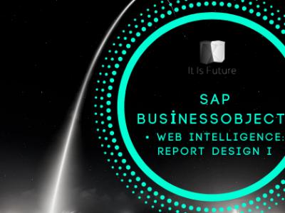 SAP BusinessObjects Web Intelligence: Report Design I