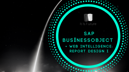 SAP BusinessObjects Web Intelligence: Report Design I